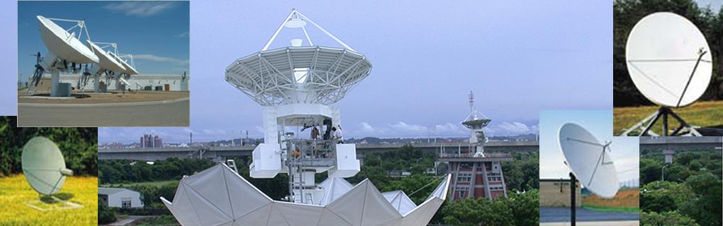 Antenas Tx/Rx, TVRO, VSAT y Equipamiento para Estaciones Terrenas